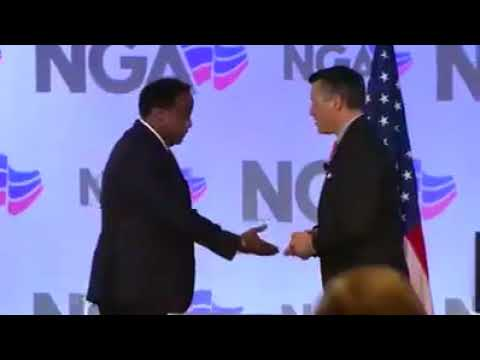 Ghana's Director of State Protocol snubbed at NGA meeting in Washington