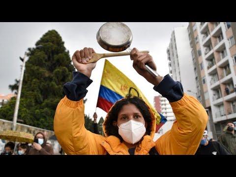 Colômbia: protestos podem contaminar o Brasil ?