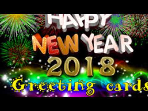 Inspirable Happy New Year 2018* WhatsApp,SMS, Greetings, Wishes 2018