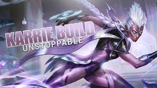 Mobile Legends: Karrie Unstoppable Build
