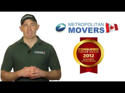 Metropolitan Movers Thunder Bay : Moving Companies Thunder Bay