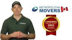 Metropolitan Movers Thunder Bay : Moving Companies Thunder Bay
