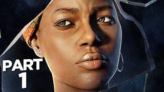 TWIN MIRROR PS5 Walkthrough Gameplay Part 1 - INTRO (PlayStation 5)