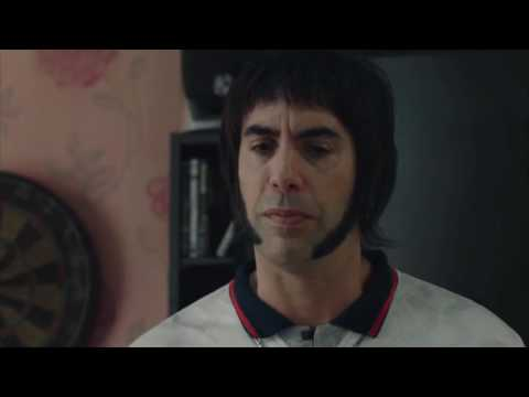 The Brothers Grimsby- Girl Farting Clip