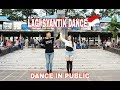 LAGI SYANTIK DANCE IN PUBLIC by Addin & Febby | Choreo by Addin Firmansyah