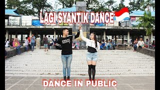 LAGI SYANTIK DANCE IN PUBLIC by Addin & Febby | Choreo by Addin Firmansyah MP3