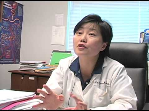 Dr. Hyunsuk Shim talks about her research with CXCR4 and its applications