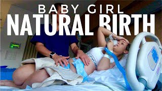 Natural Birth - Our Baby Girl