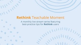 Rethink Teachable Moment:  Collecting Data by Prompt Level