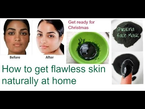 How To Get A Flawless Skin Naturally At Home