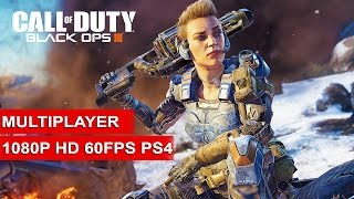 Call Of Duty Black Ops 3 Multiplayer Gameplay Beta [1080p HD 60FPS PS4] 30 Minutes of Gameplay