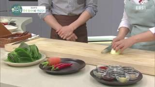 최고의 요리 비결 - 전진주의 즉석 동치미와 깻잎김치_#002