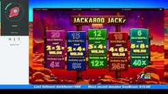 JACKAROO JACK - Mega Win - Rare win on this provider