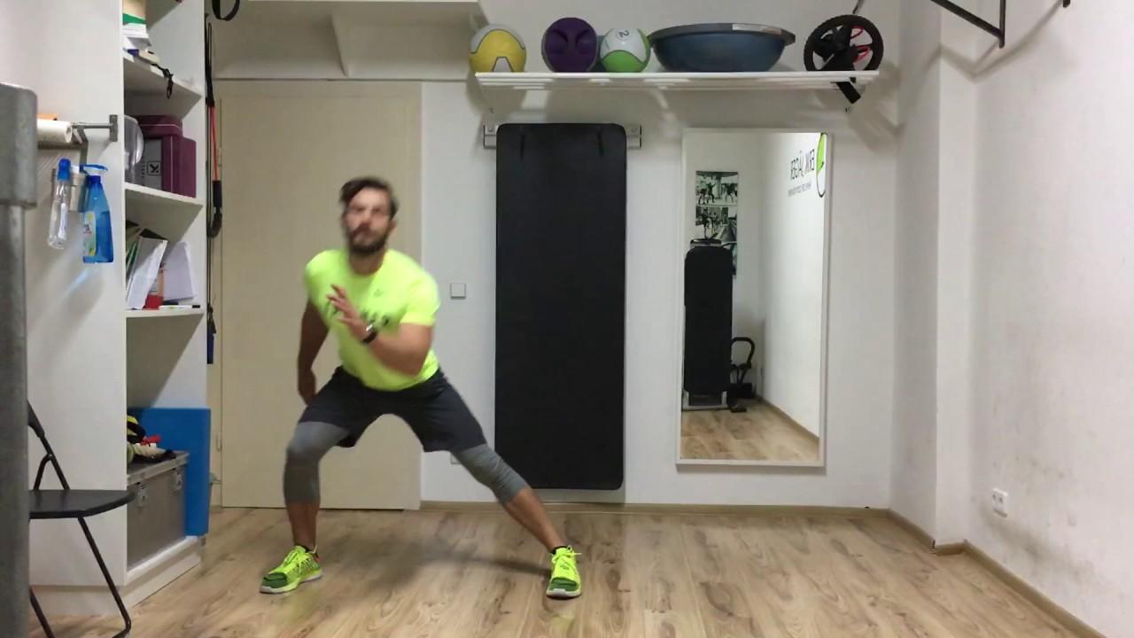 ᐅ 10-Minuten Fatburner Workout - So verbrennst Du