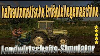"""[""""Farming"""", """"Simulator"""", """"LS19"""", """"Modvorstellung"""", """"Landwirtschafts-Simulator"""", """"Erdäpfellegemaschine"""", """"halbautomatische Erdäpfellegemaschine"""", """"LS17 Modvorstellung Landwirtschafts-Simulator :halbautomatische Erdäpfellegemaschine""""]"""