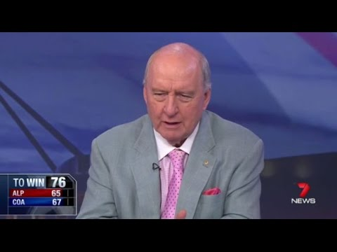 Uncertainty over Malcolm Turnbull leads Alan Jones to plead for him to come out