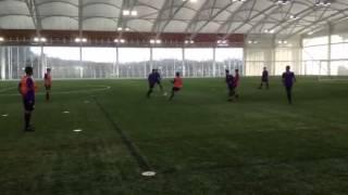 Aston Villa Academy Training