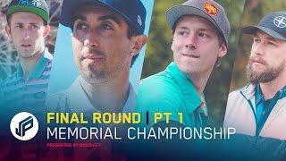 2017 Memorial Championship | Final Round, Pt1 | Wysocki, McBeth, Lizotte, Sexton