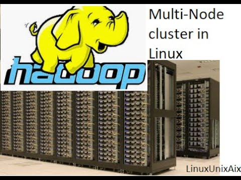 Hadoop Multi-node Cluster Setup On Linux | Step By Step From Scratch | Live Demo