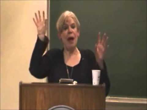 Dr. Karen Armstrong Talks at LUMS About the Charter of Compa