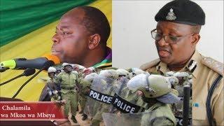 Kamanda Mbeya atii agizo la RC Chalamila, atuma Polisi wa kutosha kukamata Kijiji