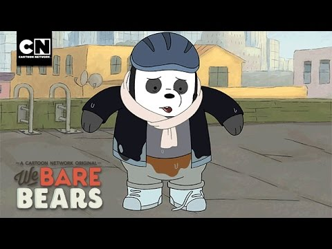 Panda's Proposal | We Bare Bears | Cartoon Network
