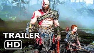 PS4 - God of War4 Deluxe Edition Trailer (2018)