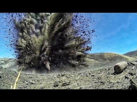 Combat Engineers Explosives Training • USMC