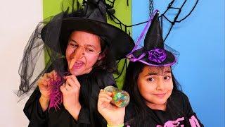 Cadı Emily'ye teyzesi cadı Asu Ela geliyor!