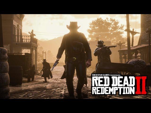 Oficjalny film z rozgrywki Red Dead Redemption 2