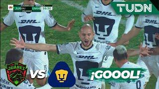 ¡Señor partido! Pumas le da la vuelta | FC Juárez 3 - 4 Pumas | Liga Mx - CL 2020 - J2 | TUDN