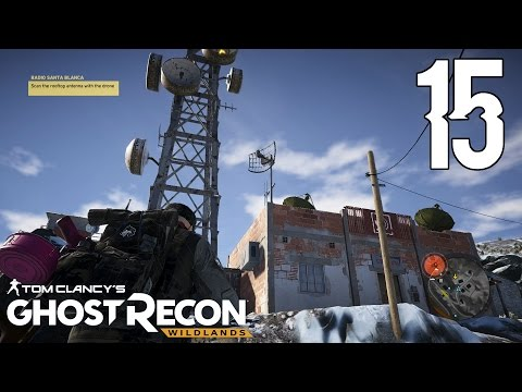 Ghost Recon Wildlands Part 15 - Pucara Mission - Radio Santa Blanca