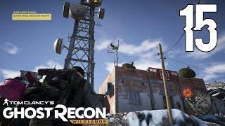 Ghost Recon Wildlands Part 15 - Pucara Mission - Radio Santa Blanca