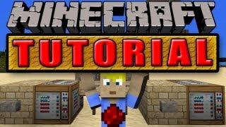 Kommandoblöcke Grundlagen - Tutorial [Minecraft]
