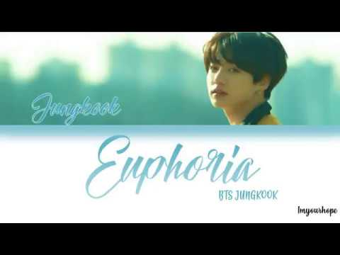 BTS Jungkook - Euphoria [Color Coded Lyrics_Han/Rom/Eng]