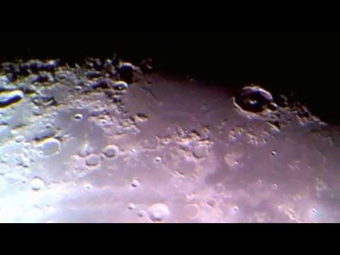 022 Moonscapes. Sunrise on Gassendi and Mare Humorum.