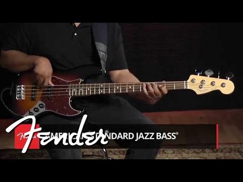 Download Youtube: American Standard Jazz Bass Demo | Fender