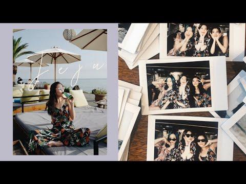 🍊JEJU TRAVEL VLOG | Summer Vacation in Korea! 🍃