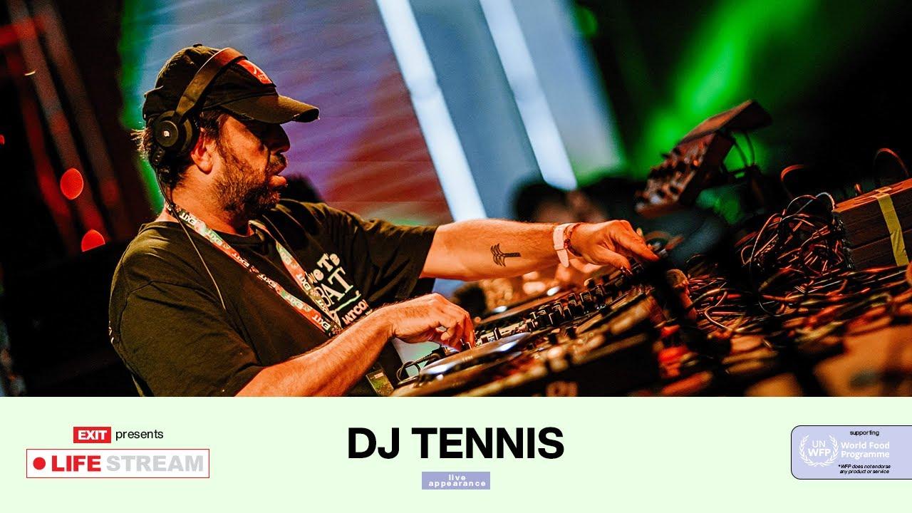 DJ Tennis Live @ EXIT LIFE STREAM 2020