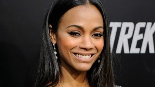 Zoe Saldana To Join GUARDIANS OF THE GALAXY - AMC Movie News