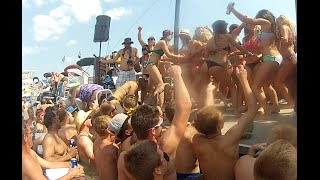 Raft off 2014 Lake St.Clair, Michigan - GoPro Short Film
