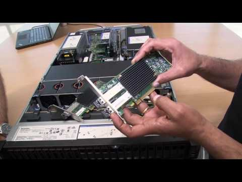 Emulex 16Gb Gen 6 Fibre Channel HBA Video Walkthrough