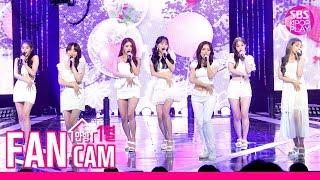 [안방1열 직캠4K] 러블리즈 'Close To You' 풀캠 (Lovelyz 'Close To You' FanCam)│@SBS Inkigayo_2019.7.7