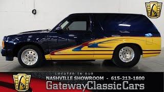 1984 GMC Jimmy - Gateway Classic Cars of Nashville #60