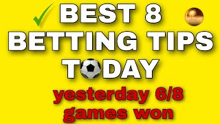 8 Football predictions today 29 1 Betting tips today spain laliga germany bundesliga England champio