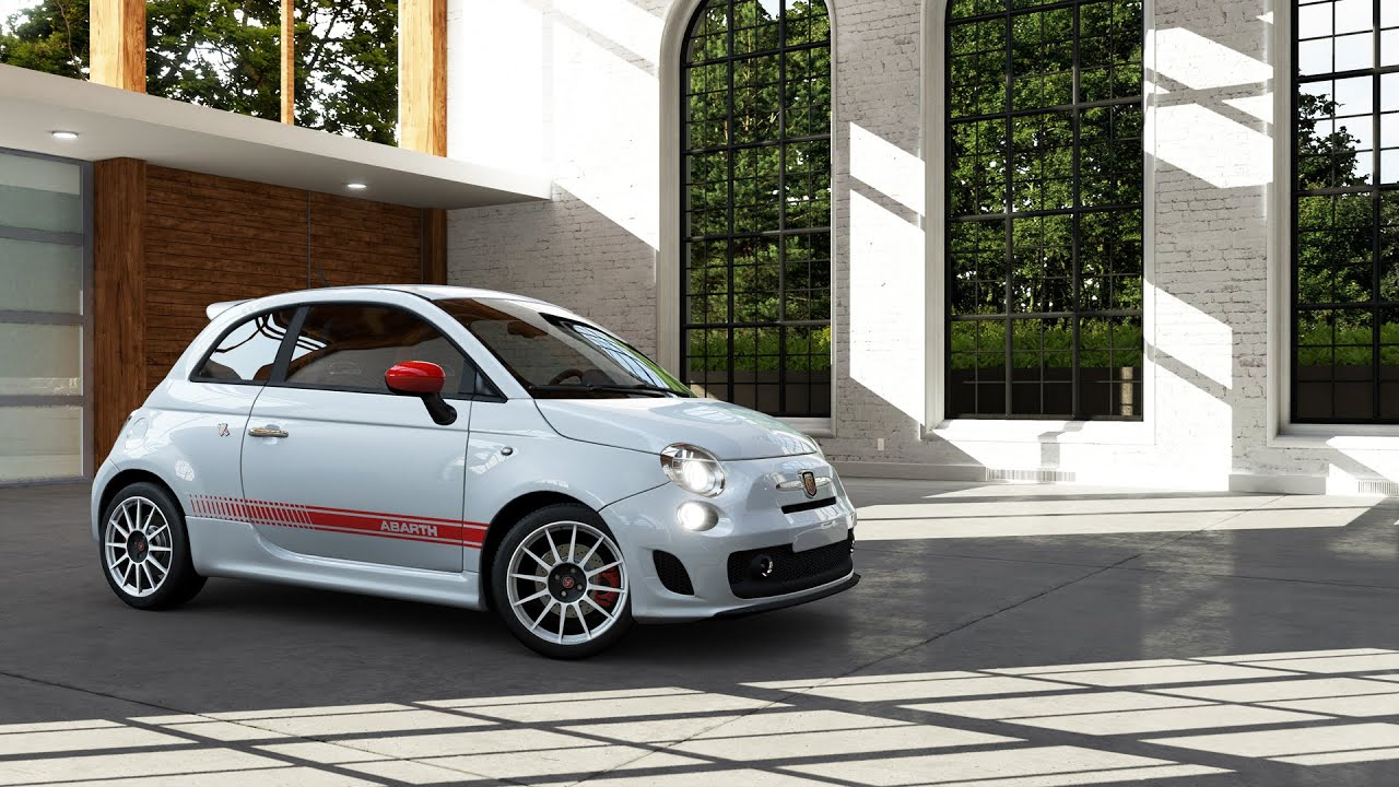 forza horizon 2 abarth 500 esseesse 2010 360 degree view 360 youtube. Black Bedroom Furniture Sets. Home Design Ideas