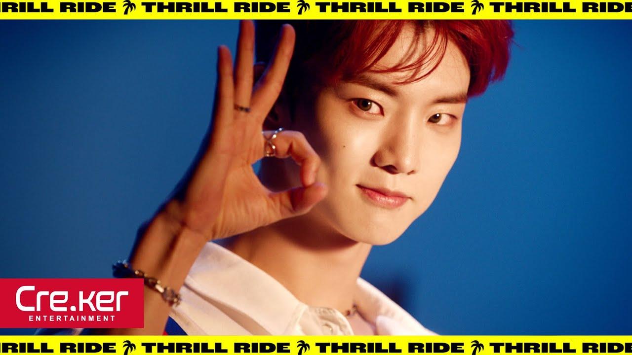 THE BOYZ 6TH MINI ALBUM [THRILL-ING] THRILL RIDE ANNOUNCEMENT