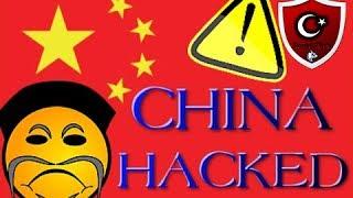 Çin Sitesi HACKED ! (STOP CHINA)