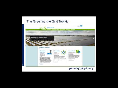 Integrating Variable Renewable Energy into the Grid: Key Iss