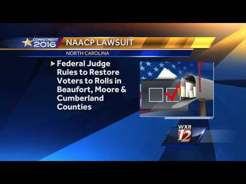 Videocast:NAACP LAWSUIT